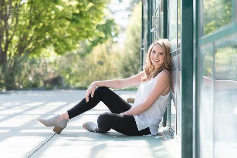 Senior Photography Durham NC | Amanda English Photography